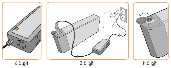 Comment recharger la batterie d'un velo electrique